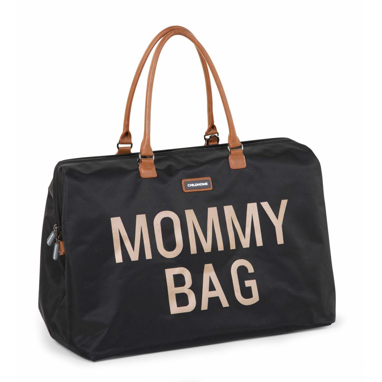 Mommy Bag - Black Gold