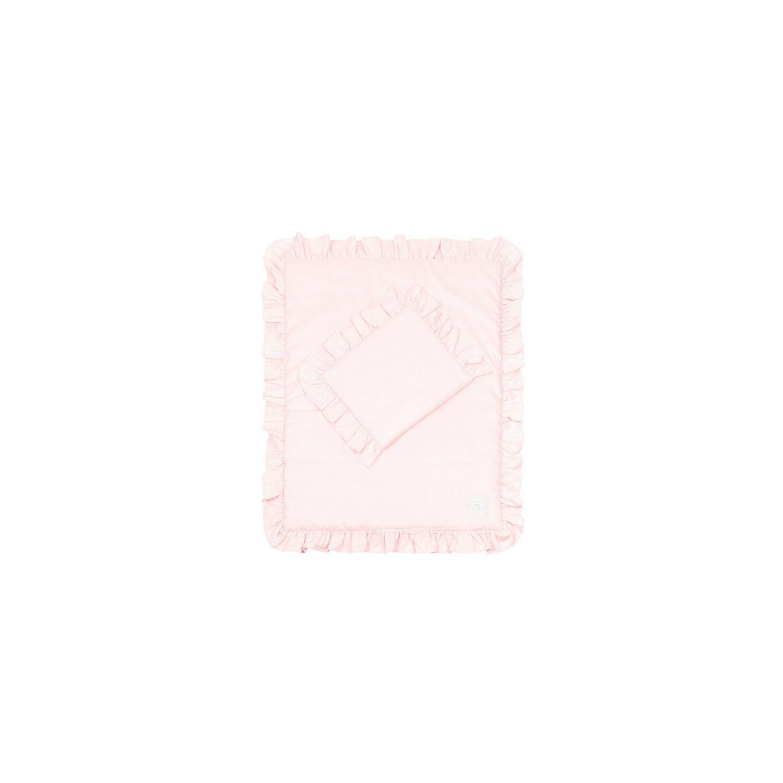 Prémium PURE 2 részes ágynemű garnitúra rózsaszín