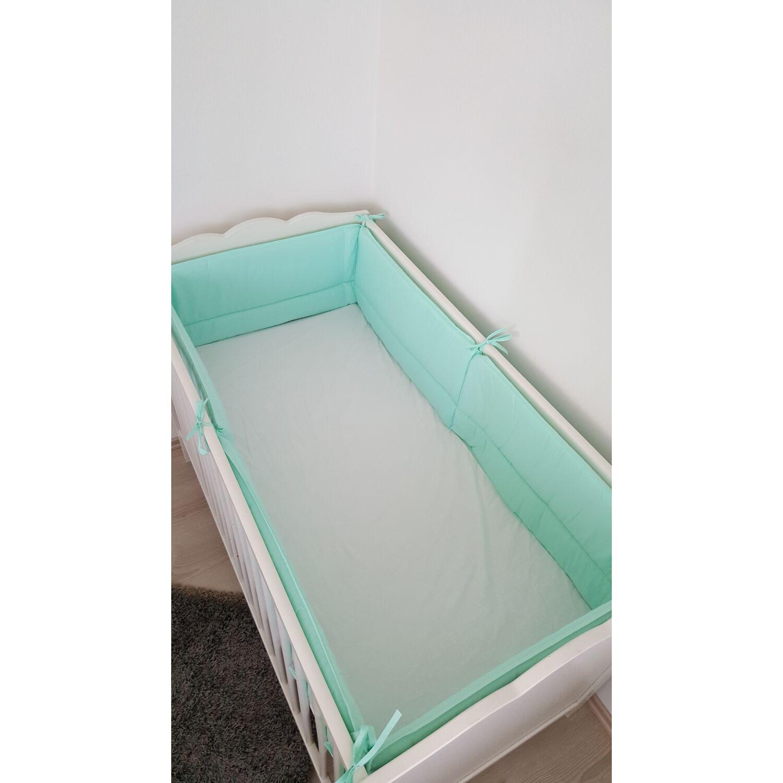 Rácsvédő 420x30 cm MENTA