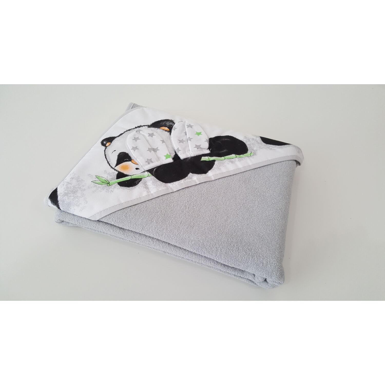 Fürdőlepedő Panda Banda