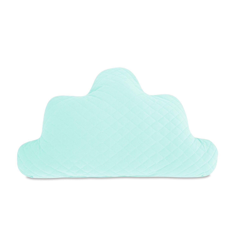 Felhőpárna menta Velvet