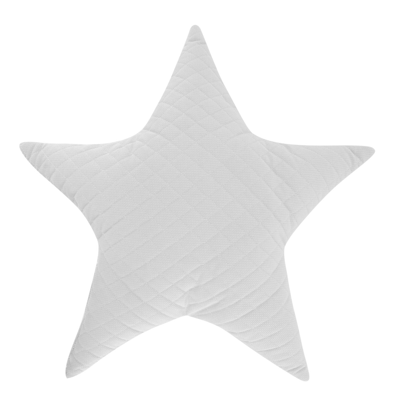 Csillagpárna szürke Velvet