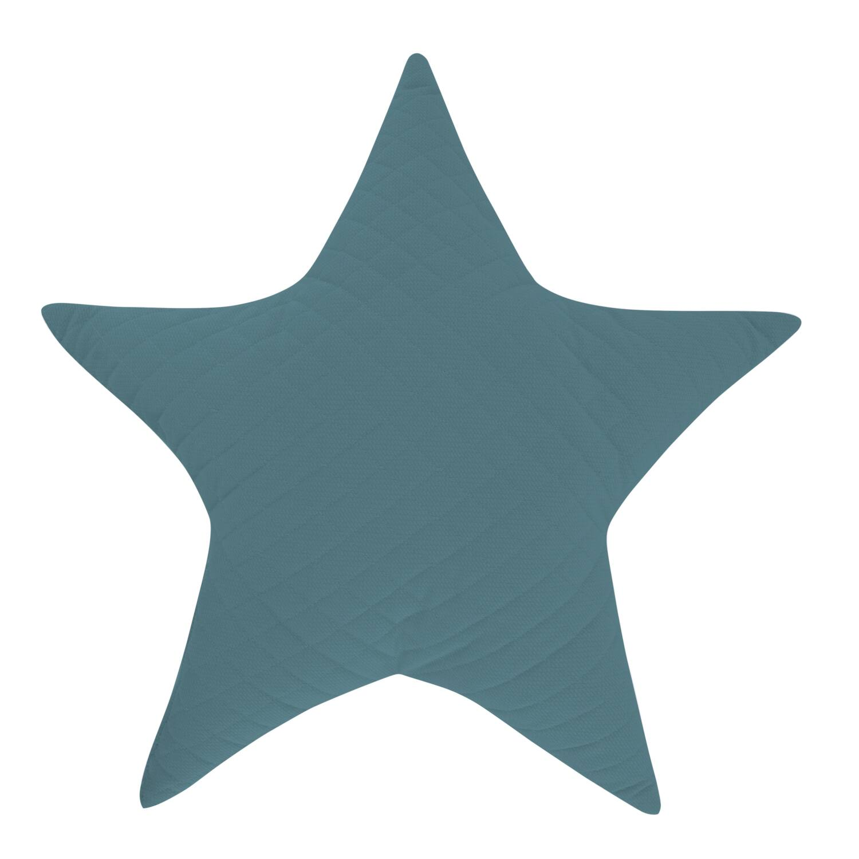 Csillagpárna óceánzöld Velvet