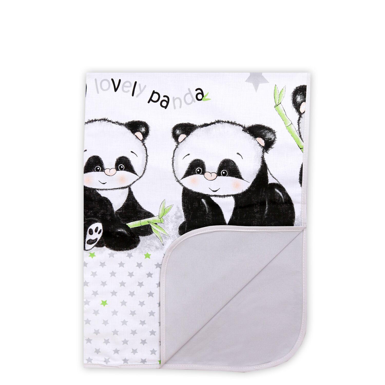 Pamut pléd Panda Banda