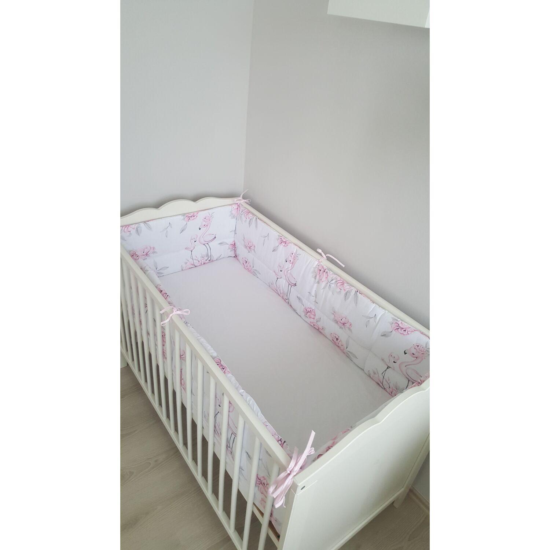 Rácsvédő 420x30 cm Flamingo Paradise