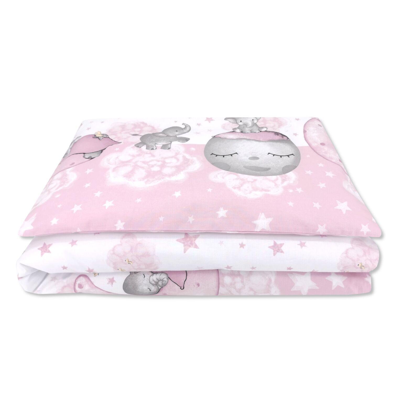 Ágynemű garnitúra 2 részes Pink Ella