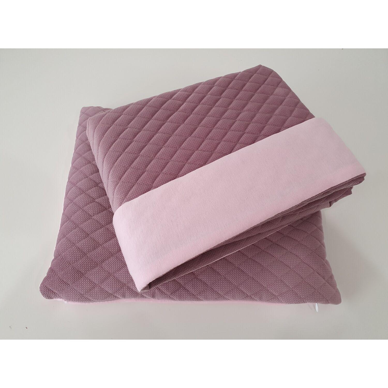 Prémium VELVET ágynemű garnitúra 2 részes violet