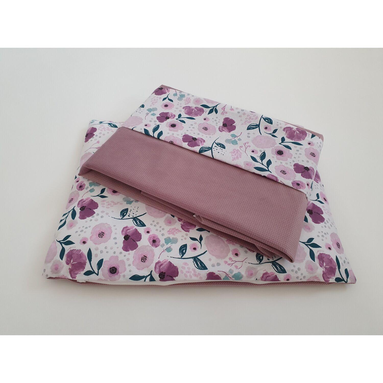 Ágynemű garnitúra 2 részes pamut+velvet Violet