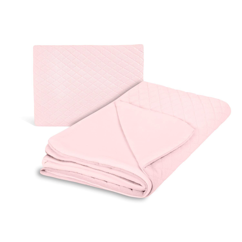 Prémium VELVET ágynemű garnitúra 2 részes rózsaszín