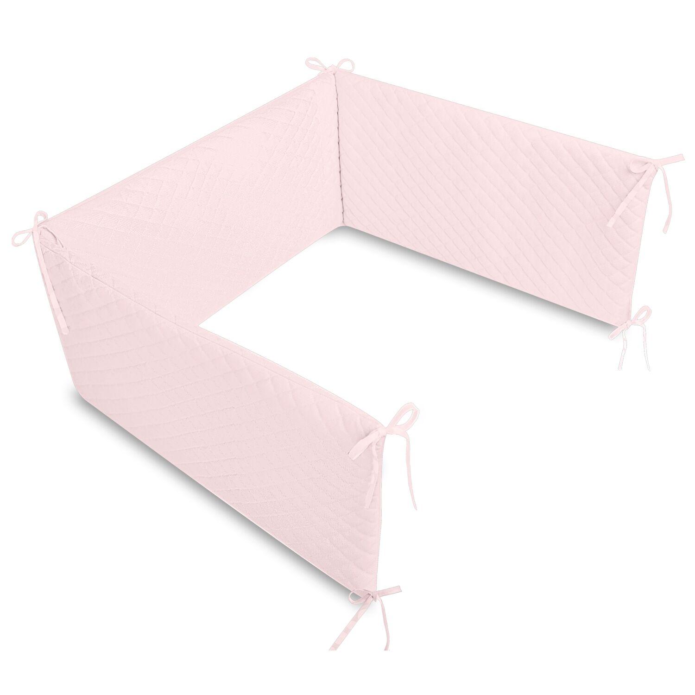 Prémium VELVET rácsvédő rózsaszín