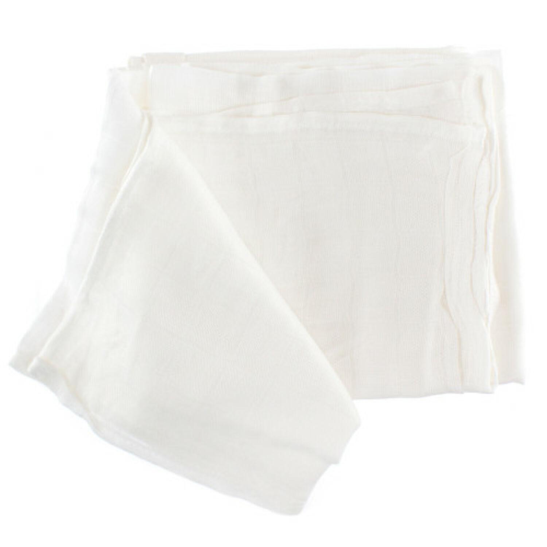 Textilpelenka fehér lux minőség