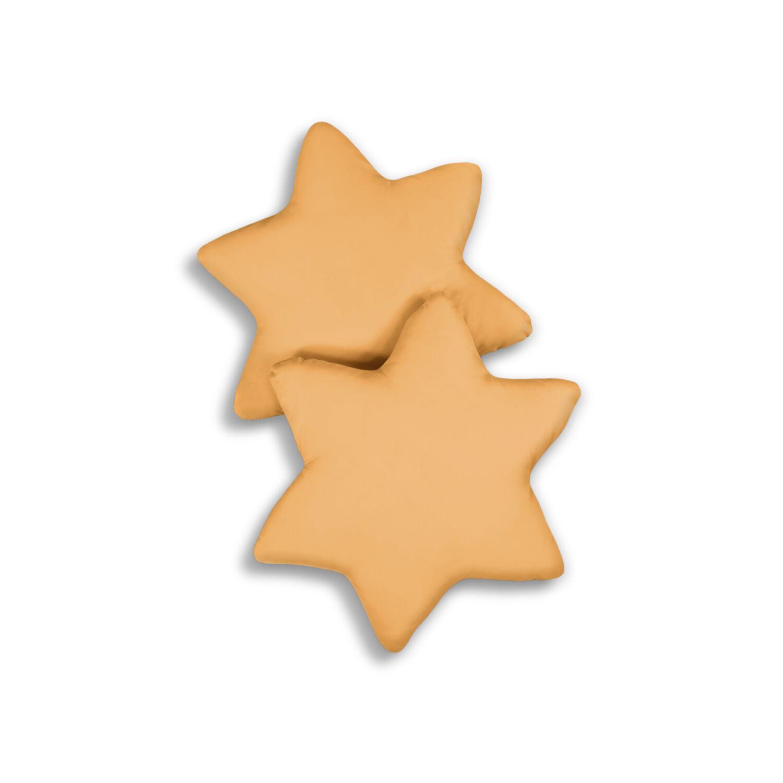 SHELLY Csillagpárna 2db-os mustár