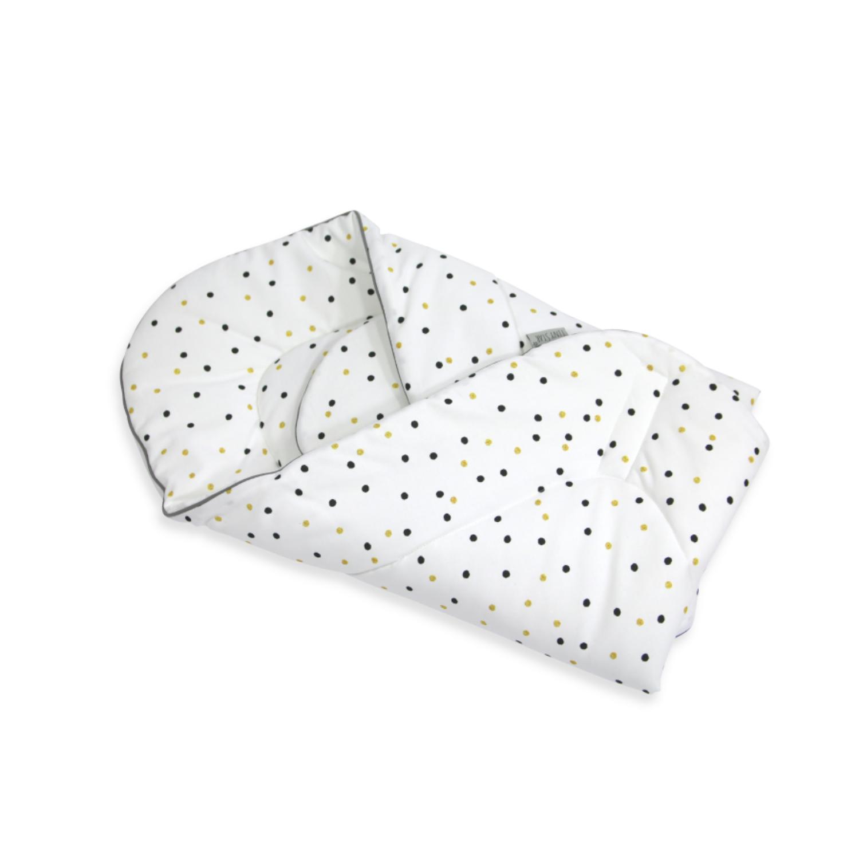 Baby Wrap újszülött pólya prémium Konfetti