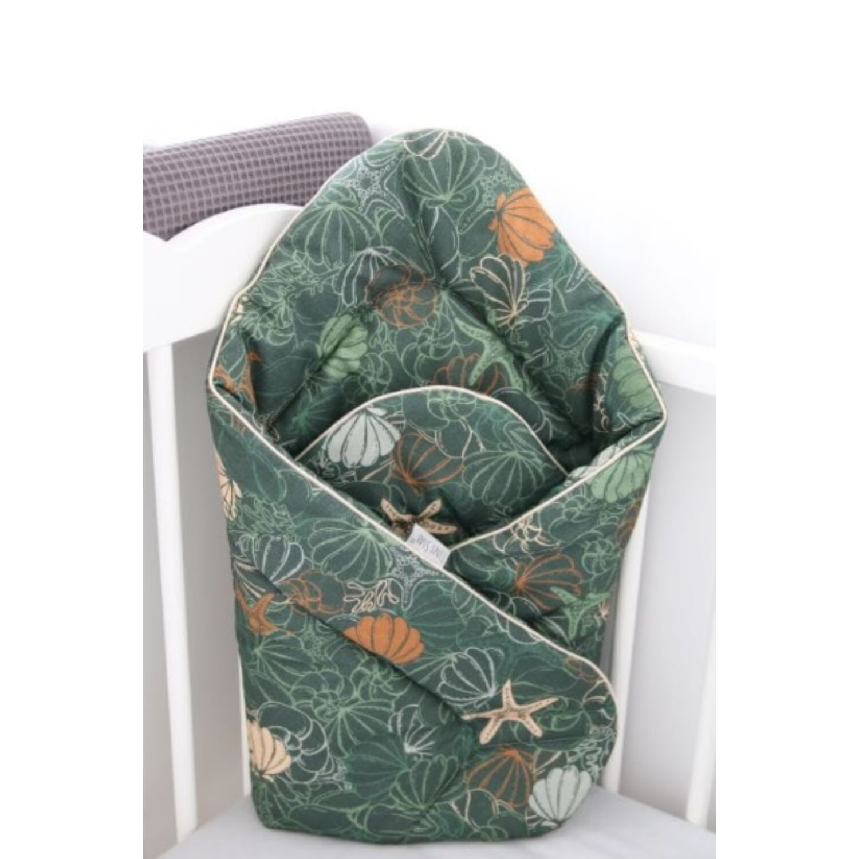 Baby Wrap újszülött pólya prémium Shells