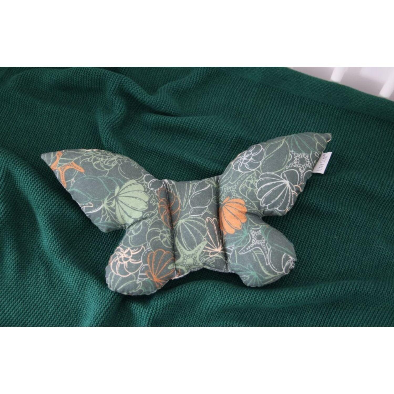 Prémium pillangó párna Shells