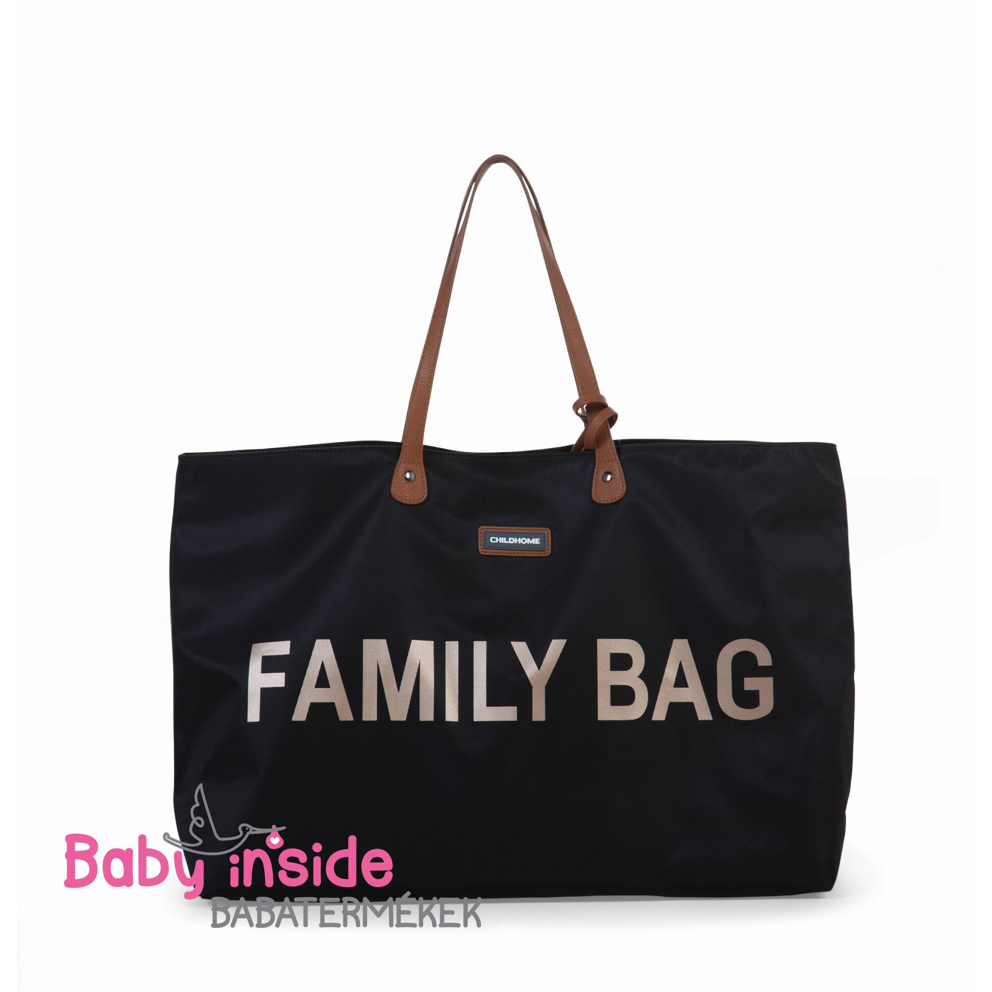 Family Bag - Black