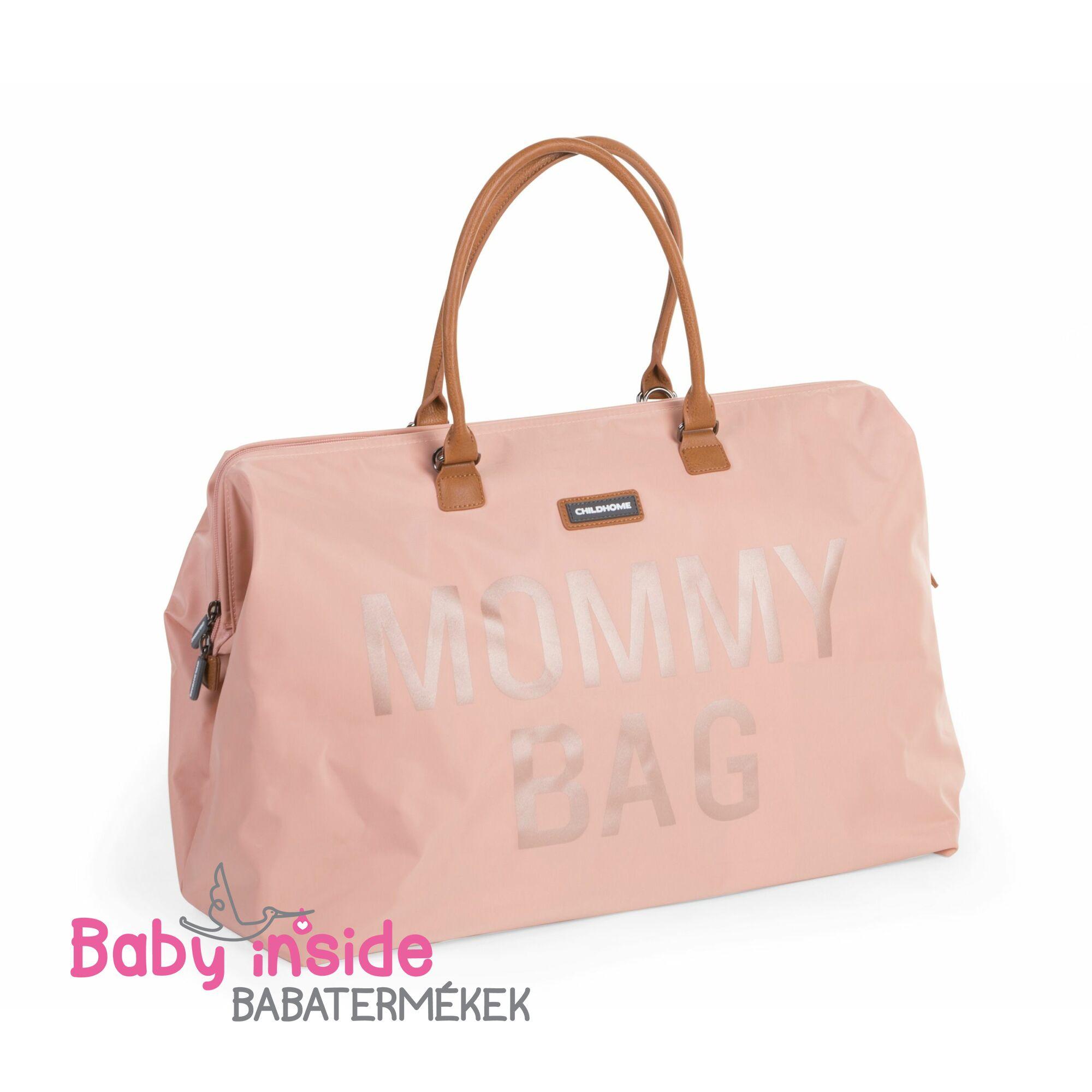 Mommy Bag - Pink Copper