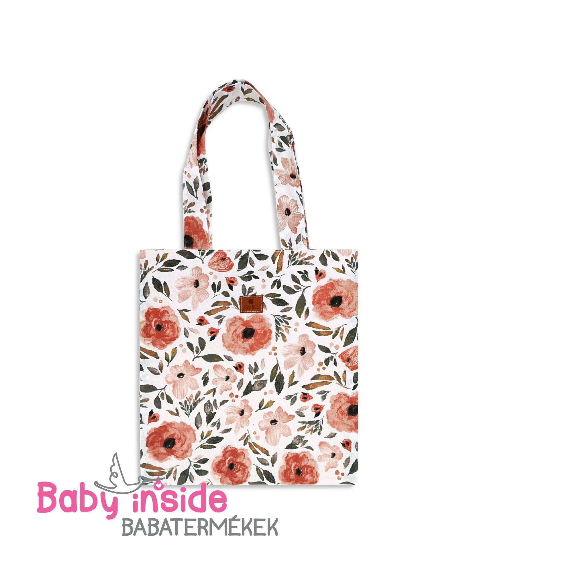 Bevásárló táska MAXI Bella Begonia