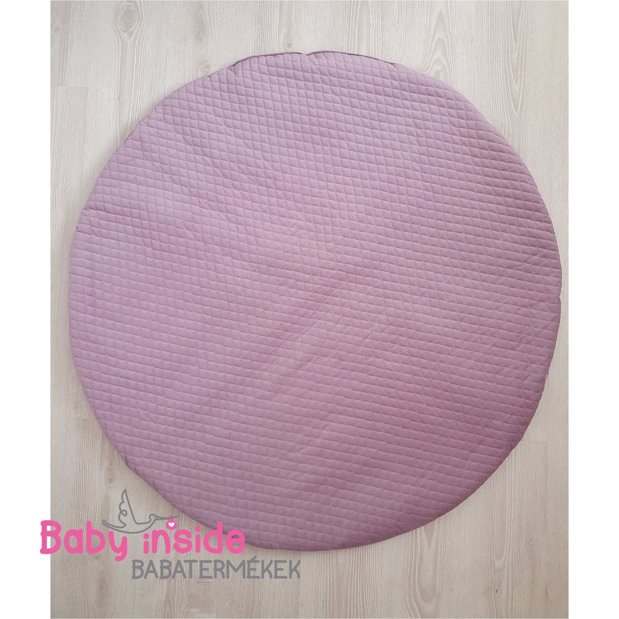 Játszószőnyeg Prémium VELVET violet