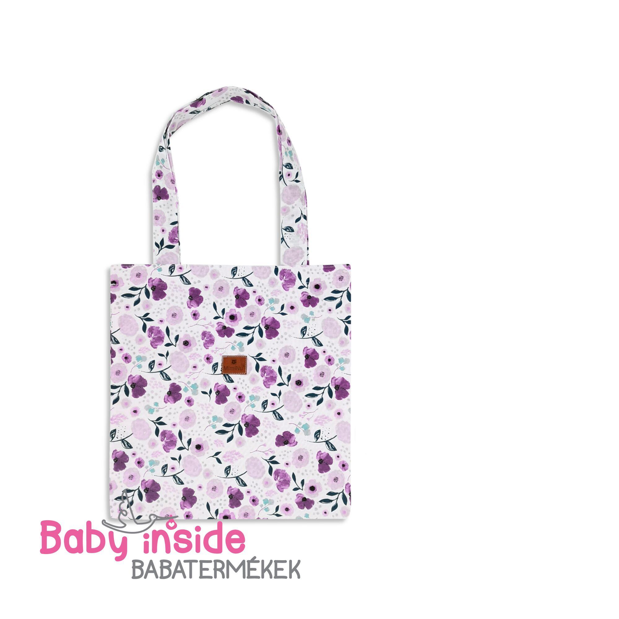 Bevásárló táska MAXI Violet