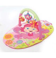 Játszószőnyeg rózsaszín girl