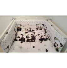 Ágynemű garnitúra 3 részes Panda Banda