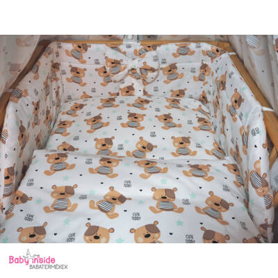 ágyneműhuzat, kiságy ágynemű, babaágynemű