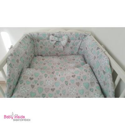 ágynemű szett, kiságy garnitúra
