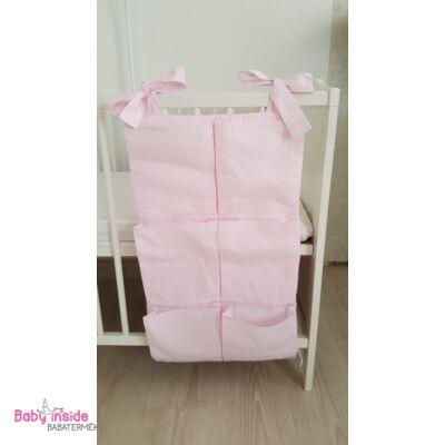 Zsebes tároló rózsaszín