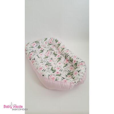 Babafészek Rosa Floral