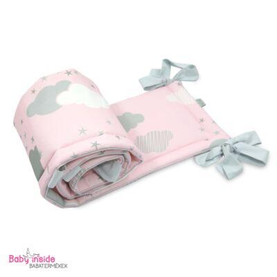 Prémium rácsvédő rózsaszín felhős - Rácsvédők - Baby Inside ... 0802c2e6e5